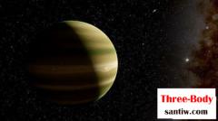 孤独类地行星游弋银河系