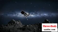 美国首个小行星采样探测器像蜻蜓点水一样,首次触地采样