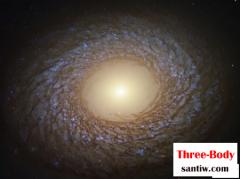 絮状螺旋星系NGC 2275