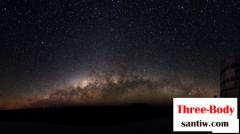 银河系有多大?银河系直径、银河系有多少恒星?