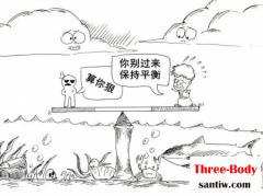 漫画图解《三体:死神永生》教你10分钟看完!