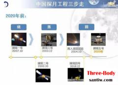 嫦娥五号将为人类再次带回月球样品
