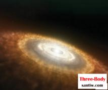 行星系统是如何形成的?