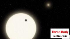 天文学家新发现一个三体世界KOI-5Ab