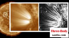 美国宇航局NASA在太阳身上,太阳羽流(SolarPlumes)发现更小的羽状体