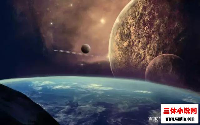 《流浪地球》与《三体》脑洞无缝衔接,地球人最后还是赢了